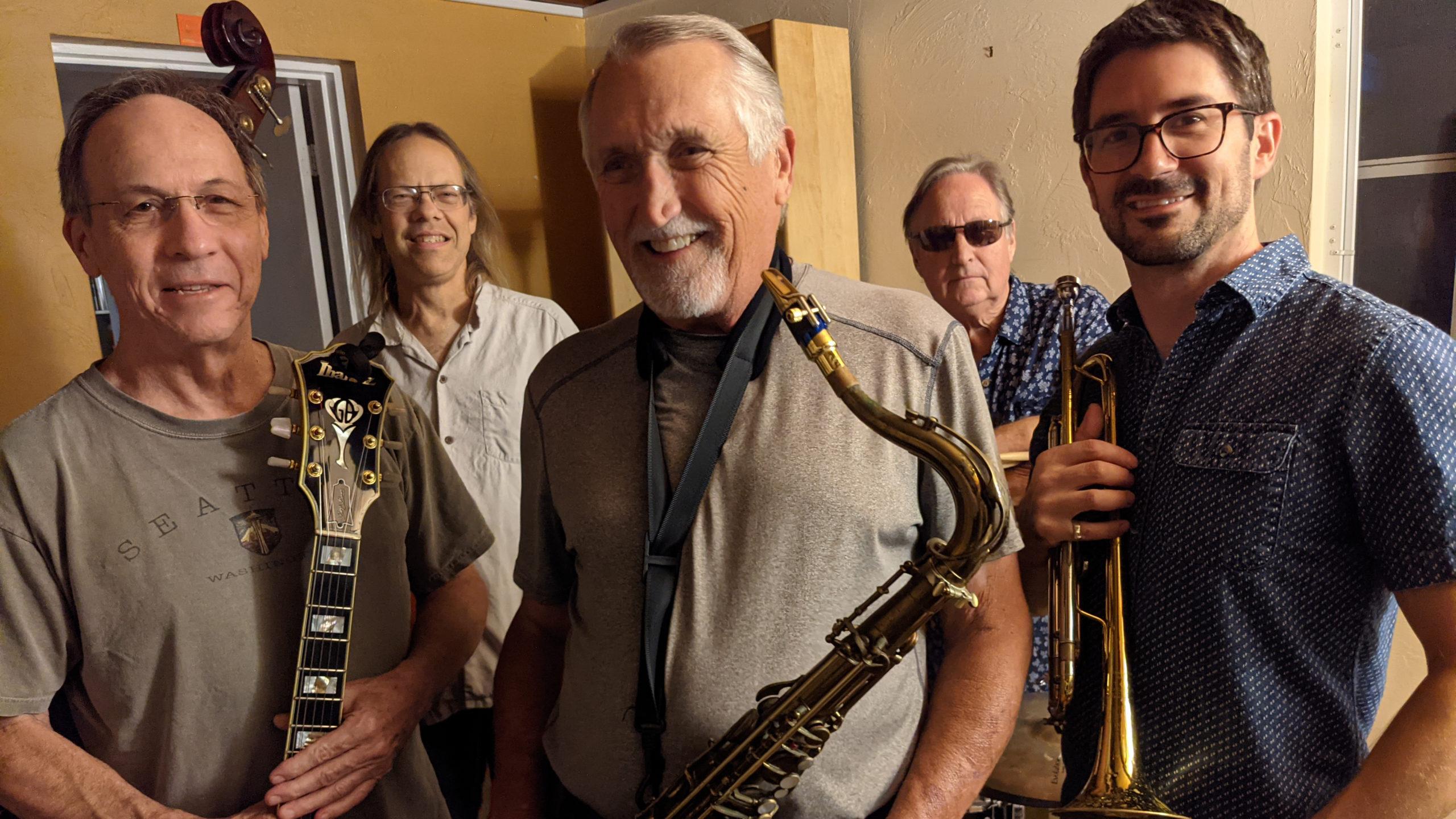 SRQuintet jazz band