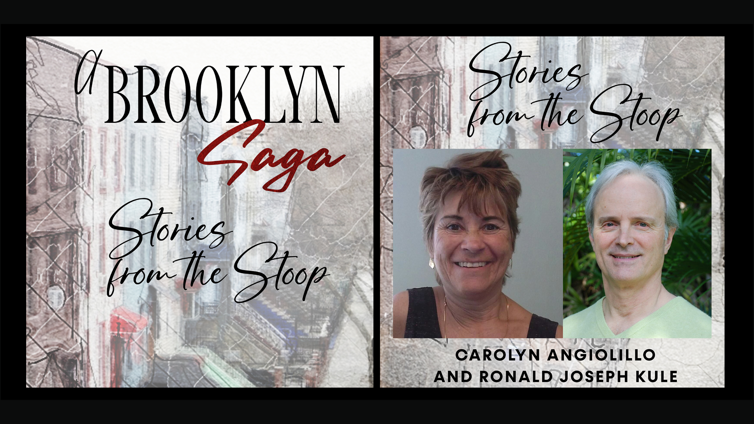 Carolyn Angiolillo book signing announcement